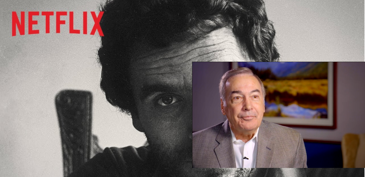 Netflix called me ...My Interview with Netflix for the Documentary on Ted Bundy